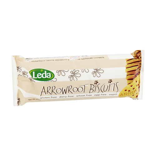 Leda Bakery Arrowroot Biscuits 205g