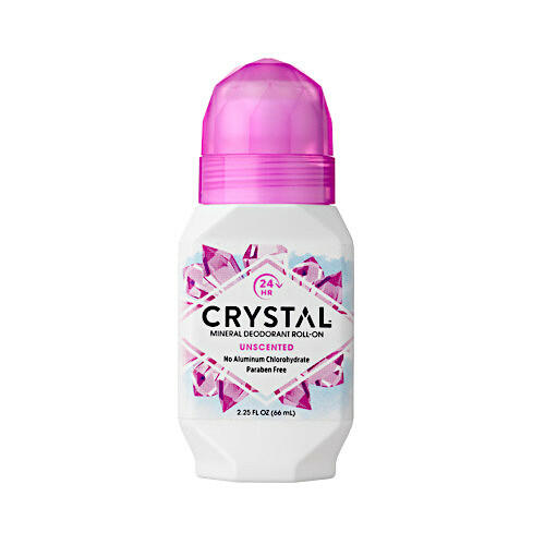 Crystal Essence Roll On Fragrance Free 66ml