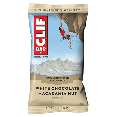 Clif Bar White Chocolate Macadamia Nut 68g