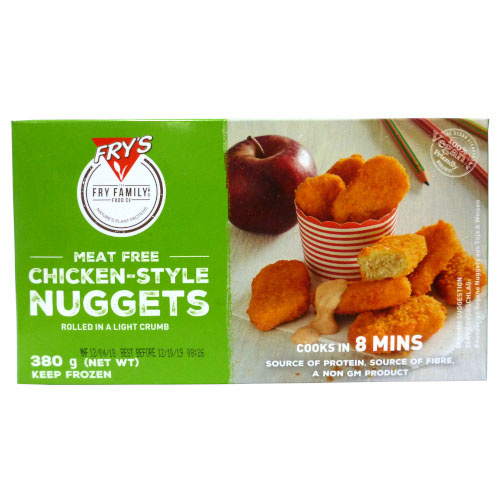 Frys Chicken Style Nuggets 380g