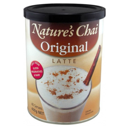 Natures Chai Original Latte 400g