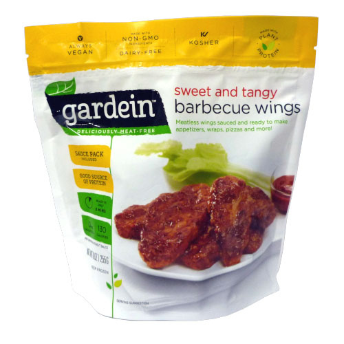 Gardein Barbecue Wings 255g