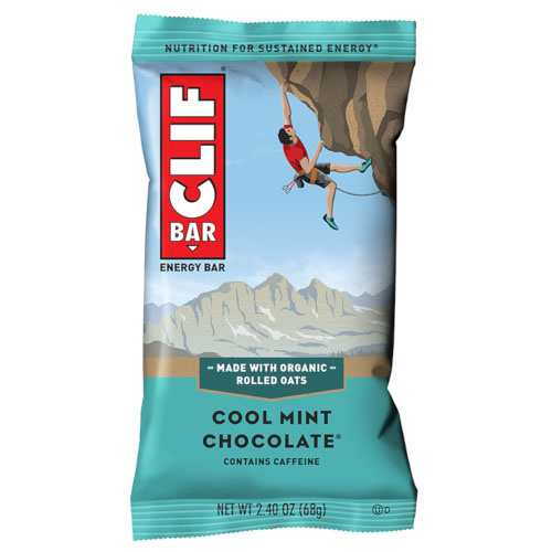 Clif Bar Cool Mint Choc 68g