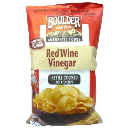 Boulder Red Wine Vinegar 142g