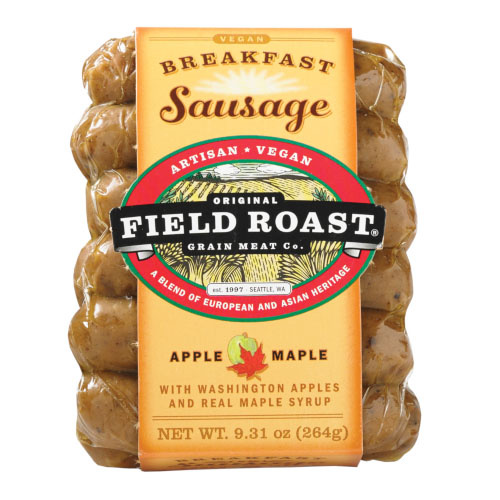 Field Roast Breakfast Sausage Apple Maple 264g