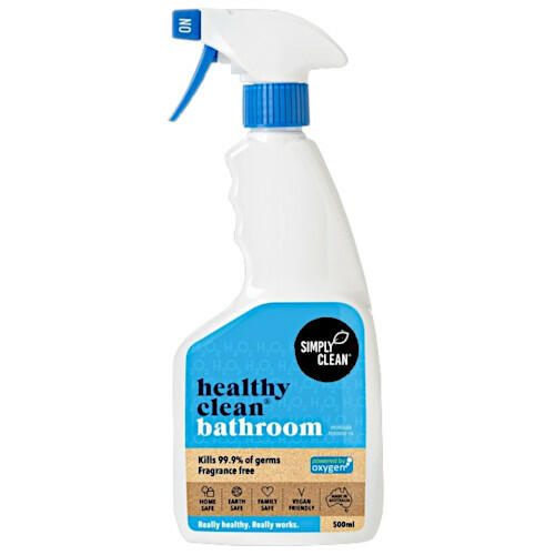 Simply Clean Bathroom and Shower 500ml