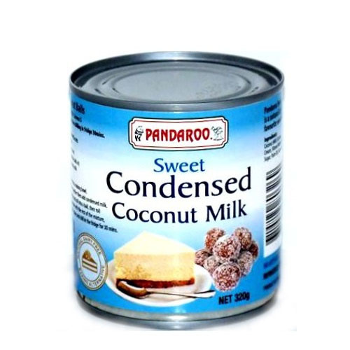 Pandaroo Condensed Coconut Milk 320g
