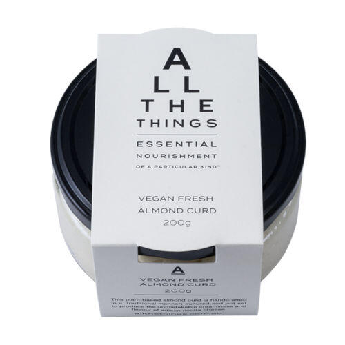 All The Things Vegan Almond Curd 200g
