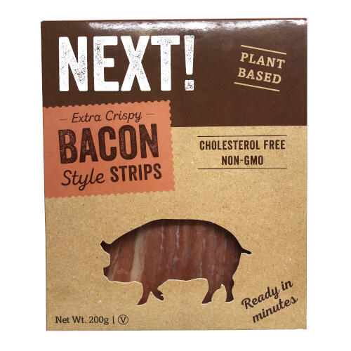 Next Bacon Style Strips 200g