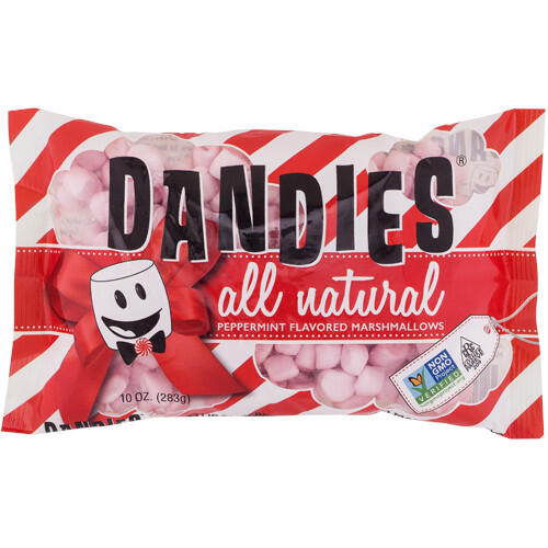 Dandies Peppermint Marshmallows 283g